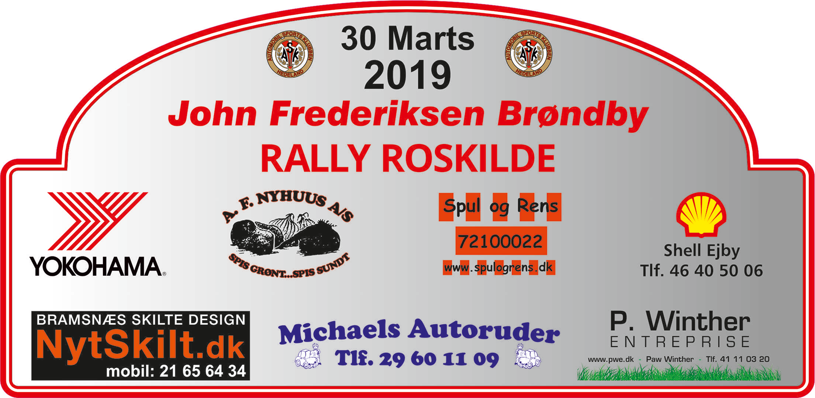 Rally Test 2019