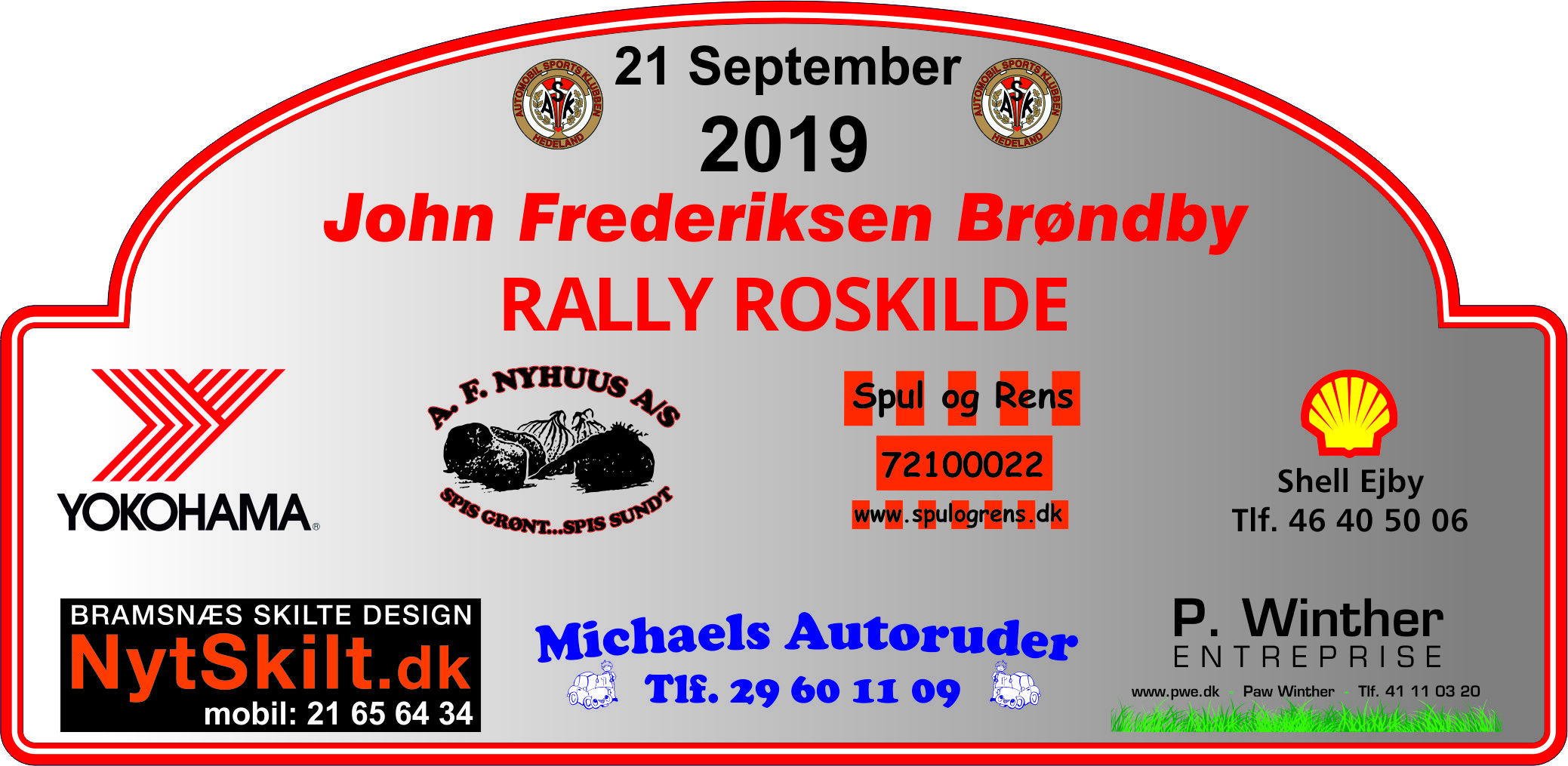 Rally Roskilde 2019